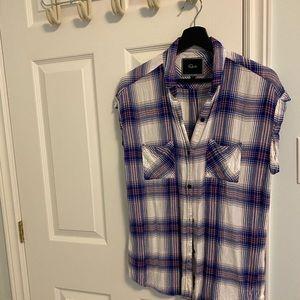 Rails sleeveless shirt